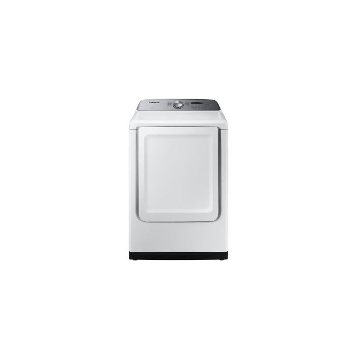 Samsung DVE50R5200W 7.4 Cu. Ft. Electric Dryer- White