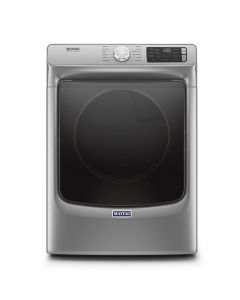 Maytag MGD6630HC 7.3 Cu. Ft. 12-Cycle High-Efficiency Gas Dryer with Steam - Metallic Slate