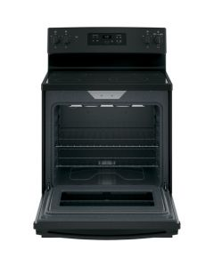 GE JBS60DKBB 5.3 Cu. Ft. Freestanding Electric Range - Black