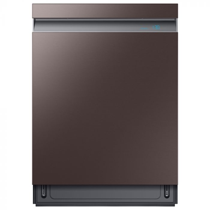 """Samsung DW80R9950UT 24"""" Dishwasher- Tuscan Stainless Steel"""
