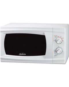 Sunbeam SGT1601 0.6 Cu. Ft. Microwave - White