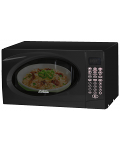 Sunbeam SGA3702 Microwave Oven 0.7 Cubic Feet - Black