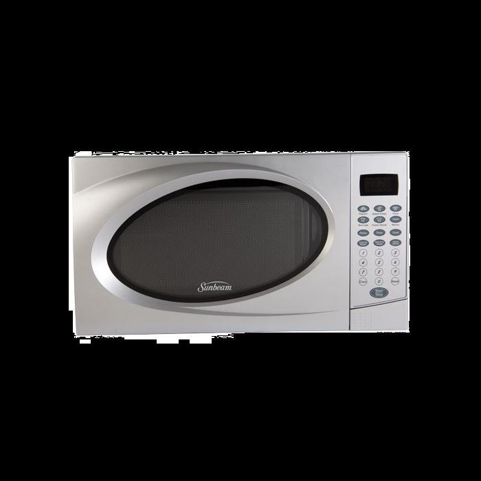 Sunbeam SGA3703 Microwave Oven 0.7 Cubic Feet - Silver