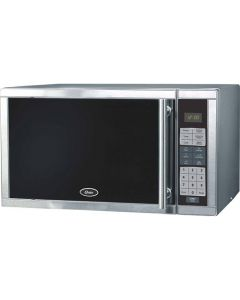 Oster OGB7901 0.9 Cu. Ft. Mid-Size Microwave - Stainless-Steel
