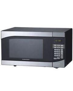 Hamilton Beach P90D23AP/H6 0.9 cu. ft. 900 Watt Microwave Oven - Black