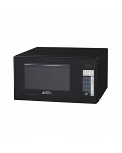Sunbeam SGCMSR09BK09 0.9 Cu. Ft. 900 Watts Microwave Oven - Black