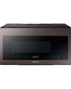 Samsung ME21M706BAT 2.1 Cu. Ft. Over the Range Microwave- Tuscan Stainless Steel