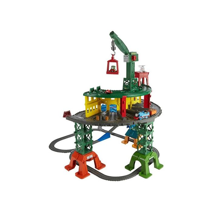 Fisher-Price Thomas and Friends Super Station Playset