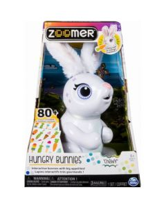ZOOMER HUNGRY BUNNIES ASST