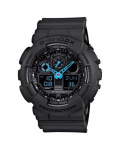 Casio G-Shock Men's Analog Digital Dark Gray Resin Strap Watch