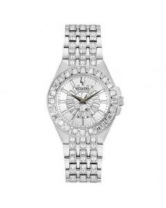 Bulova Women's Bracelet Watch - Silver Tone