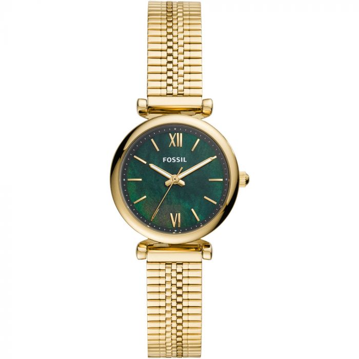 Fossil Mini Charlie Women's Watch - Gold