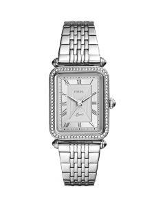 Fossil Women's Lyric Stainless Steel Bracelet Watch 28mm