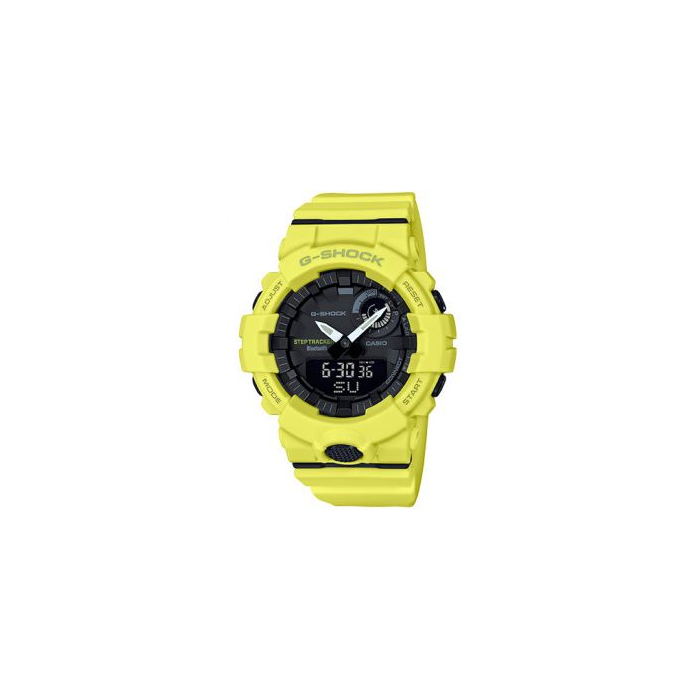 Casio G-Shock Men's Analog Digital Watch - Yellow