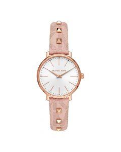 Michael Kors Women's Pyper Studded Watch - Rose Gold Tone Metal