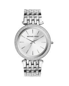 Michael Kors Darci Women's Silver-Tone Watch