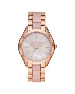 Michael Kors Women's Slim Runway Watch -  Rose Gold