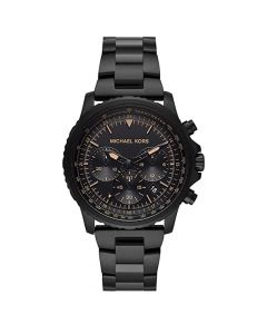 Michael Kors Men's watch chronograph - Black