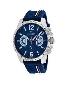 Tommy Hilfiger Men's Decker Watch - Blue