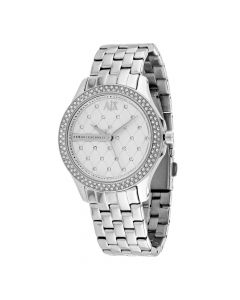 Armani Exchange Women's Watch Stainless Steel - Silver