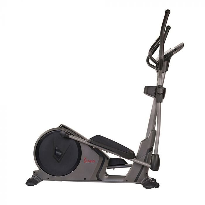 Sunny Magnetic Elliptical Machine W/ Device Holder