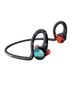 Plantronics BackBeat FIT 2100 Wireless Headphones - Sweatproof and Waterproof in Ear Workout Headphones - Black