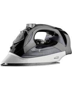 Brentwood Steam Iron with Auto Shut-Off NIL - Black