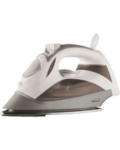 Brentwood MPI-90W Steam Iron with Auto Shut-Off - White