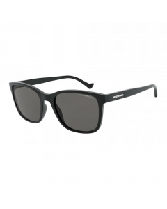 Emporio Armani Men's Sunglasses Square - Black