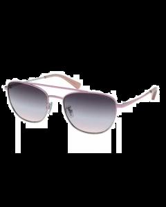 Coach Women's Sunglasses Pilot - Polar Grey Solid Polarized