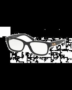 Coach Women's Rectangle Eyeglasses - Black