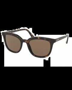 Prada Women's Sunglasses Square - Brown Tortoise