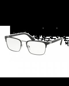 Prada Men's Eyeglasses Heritage - Matte Black
