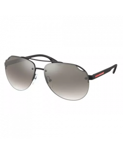 Prada Men's Sunglasses Linea Rosa - Matte Black