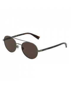 Dolce & Gabbana Men's Sunglasses Pilot - Bronze/Grey