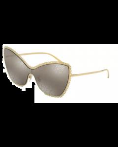 Dolce & Gabbana Women's Sunglasses - Silver/Gold