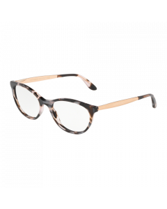 Dolce & Gabbana Women's Eyeglasses Cat Eye - Pearl Grey Havana