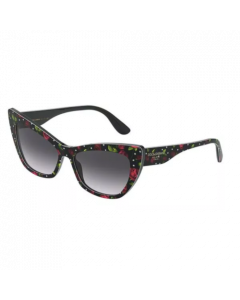 Dolce & Gabbana Women's Sunglasses Acetate - Print Rose Hearts