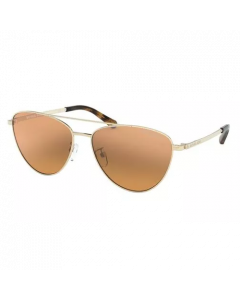 Michael Kors Women's Sunglasses Barcelona - Gradient Gold