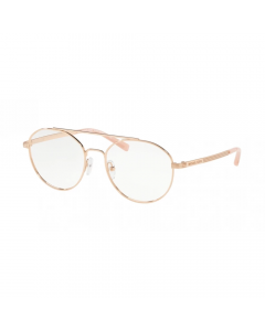 Michael Kors Women's Eyeglasses Irregular - Rose Gold