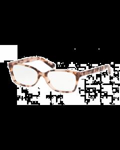 Michael Kors Women's Eyeglasses India - Pink Tort