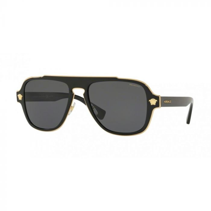 Versace Men's Sunglasses Navigator - Polar Gray