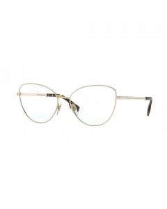 Burberry Women's Eyeglasses Burtterfly - Pale Gold