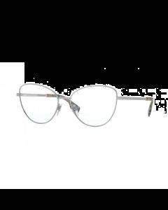 Burberry Women's Eyeglasses Butterfly - Silver