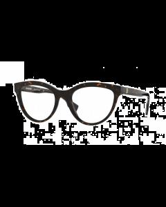 Burberry Women's Eyeglasses Cat Eye - Dark Havana/Tortoise