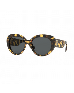 Burberry Women's Sunglasses Cat Eye - Light Havana/Tortoise