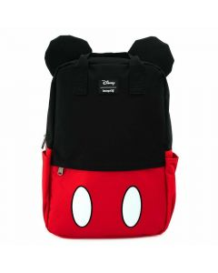 Mickey Mouse Cosplay Square Nylon Backpack