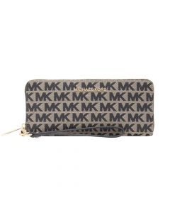Michael kors Jet Set Travel Large Travel Continental - Beigg / Black