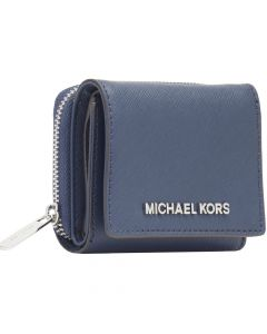 Michael kors Jet Set Travel Small Multi Function Wallet - Navy