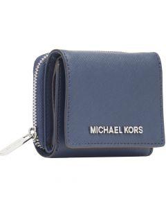 Michael kors Jet Set Travel Small Multi Function Wallet - Navy